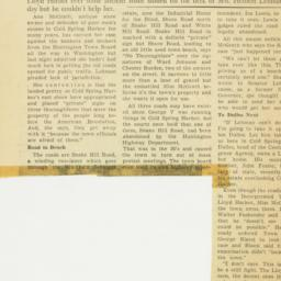Clipping : 1953 May 19