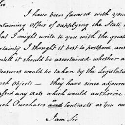 Document, 1798 April 19
