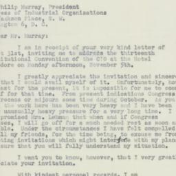 Letter : 1941 September 12
