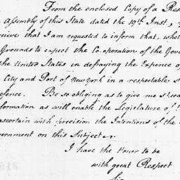 Document, 1798 March 20