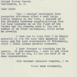 Letter: 1955 March 29