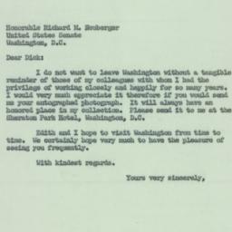 Letter: 1956 December 19