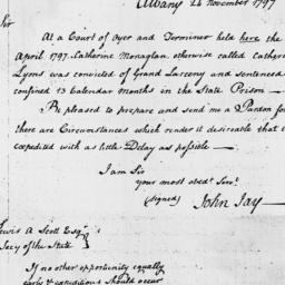 Document, 1797 November 24