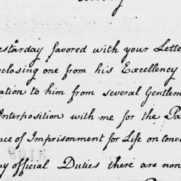 Document, 1797 October 20