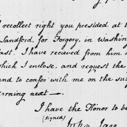Document, 1797 October 07