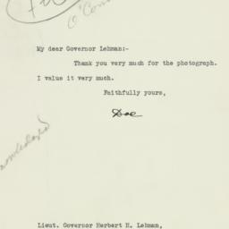Letter : 1931 April 13