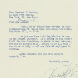 Letter : 1948 May 24