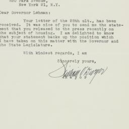 Letter : 1947 March 4