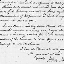 Document, 1797 July 17