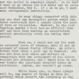 Letter : 1932 May 3