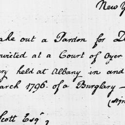 Document, 1797 May 11