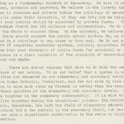 Letter : 1950 January 11