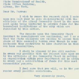 Letter : 1934 October 2