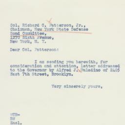 Letter : 1941 December 19