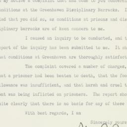 Letter : 1946 November 24