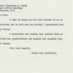 Letter : 1956 April 3