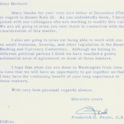 Letter : 1957 January 3