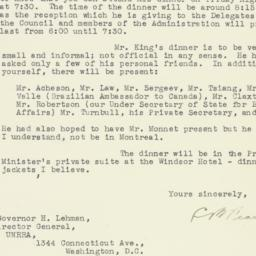 Letter : 1944 September 12