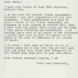 Letter : 1955 June 25