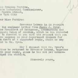 Letter: 1932 December 20
