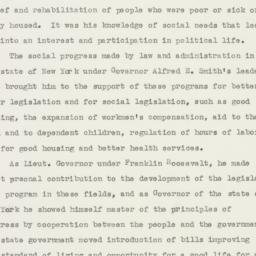Speech: 1946 October 25