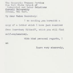 Letter: 1961 December 21