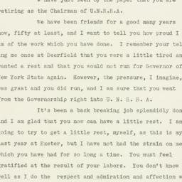 Letter : 1946 March 13