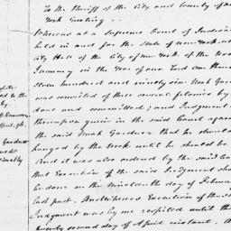 Document, 1796 April 07