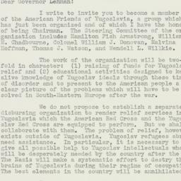 Letter : 1941 April 25