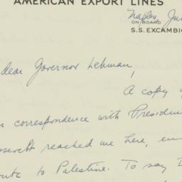 Letter : 1937 June 21