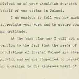 Letter : 1940 June 6
