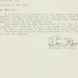 Letter : 1953 June 15