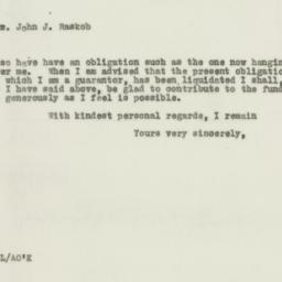 Letter : 1931 December 2