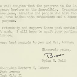 Letter : 1959 June 24