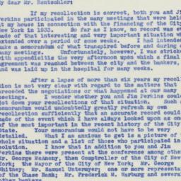 Letter : 1939 October 28