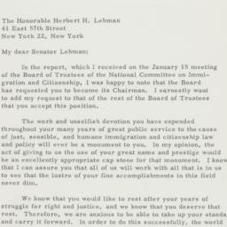 Letter : 1947 February 26