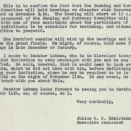 Letter : 1955 October 24
