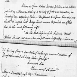 Document, 1798 October 30
