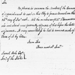 Document, 1798 October 26
