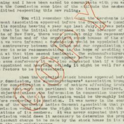 Letter : 1925 December 15