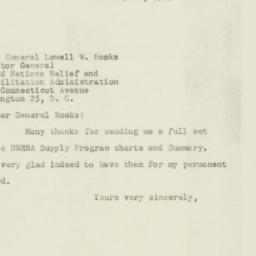 Letter : 1947 July 24