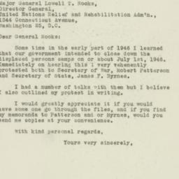 Letter : 1948 July 1