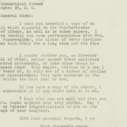 Letter : 1948 September 27
