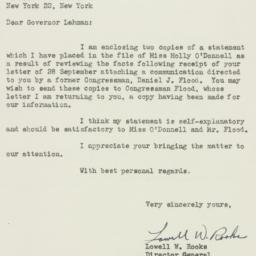 Letter : 1948 September 30