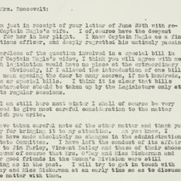 Letter: 1934 July 17
