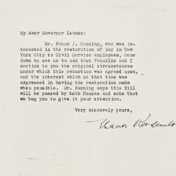 Letter: 1936 May 14