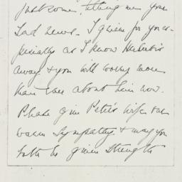 Letter: 1944 April 30