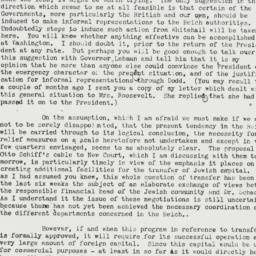 Letter: 1935 October 10