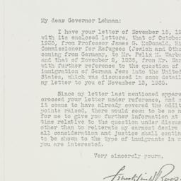 Letter: 1935 December 10
