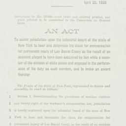 Administrative Record: 1936...